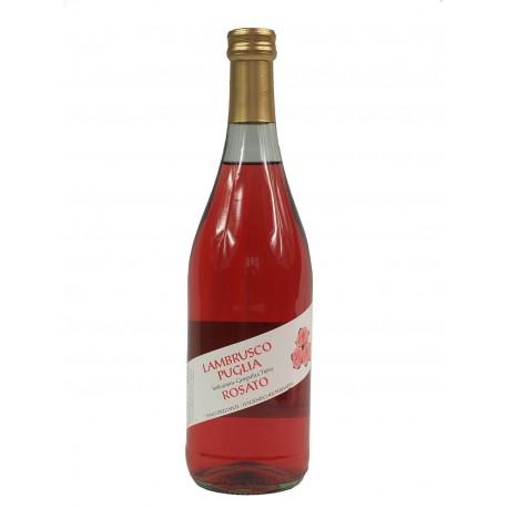 Lambrusco Puglia rosato