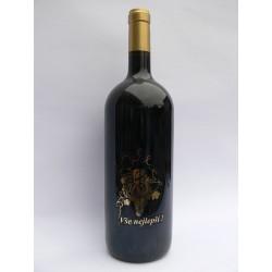 Narozeninové víno, Merlot, 1,5 L,