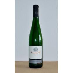Německo - Mosselské bílé víno