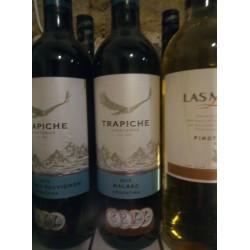 Tarapiche Malbec 2016, suché