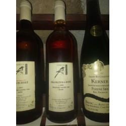 Rakvice, Vinařství Straka, Frankovka Rosé, 2005