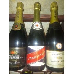 Champagne d´Armanville, Brut